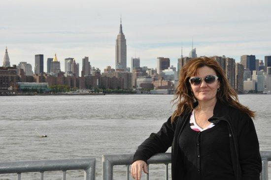 Manhattan Skyline: Desde Willamsburg, vista a Manhattan