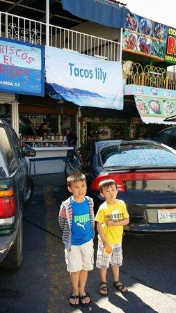 Avenida Lopez Mateos : Taco Lily