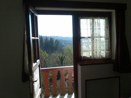 Hotel & Resort La Cumbrecita: vista desde la habitacion