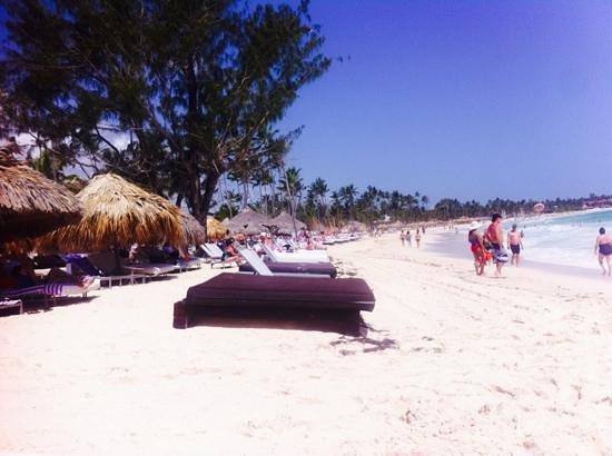 The Reserve at Paradisus Punta Cana : gabi beach at paradisus punta cana