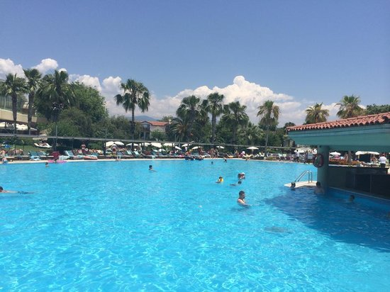 Club Tuana Fethiye: the pool
