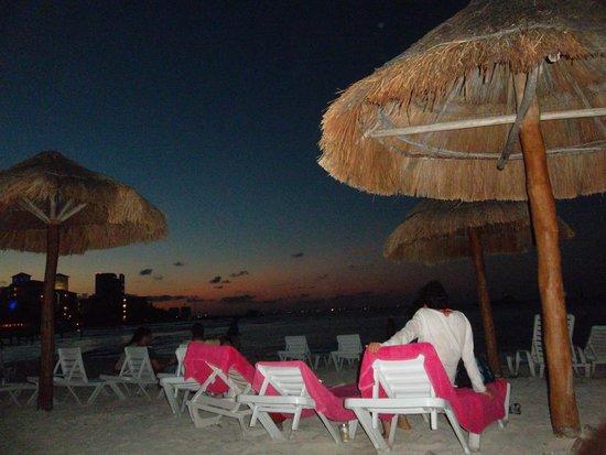 Oasis Palm : praia