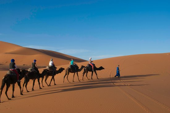Moroccan Nature Trail Day Trips