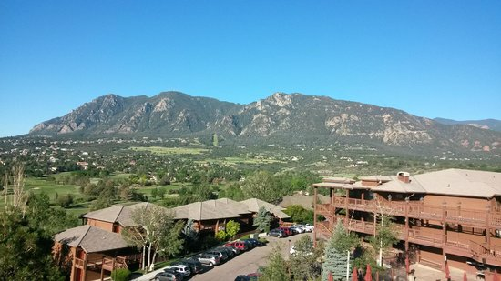 Cheyenne Mountain Resort : Awesome views