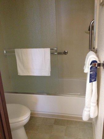 Sophie Station Suites: bathroom