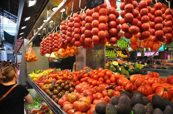 Mercado de Sant Josep de la Boqueria: La Boquería 1