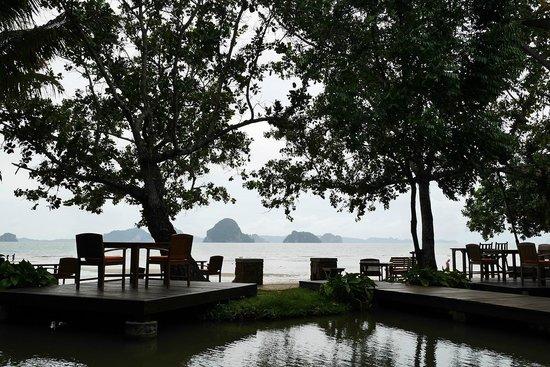 The Tubkaak Krabi Boutique Resort: Beach