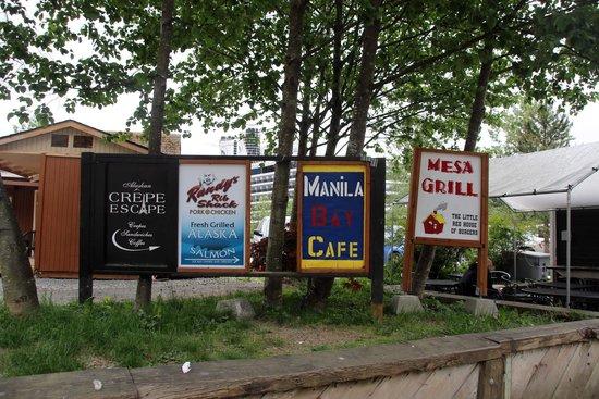 Randy's Rib Shack : Follow the signs to good food at good prices