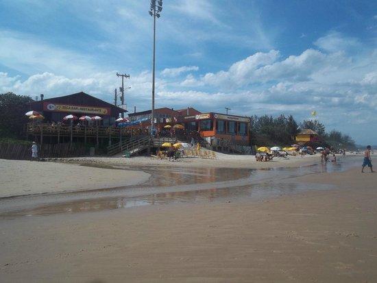 Campeche island: comedores y kioskos y alquileres de botes