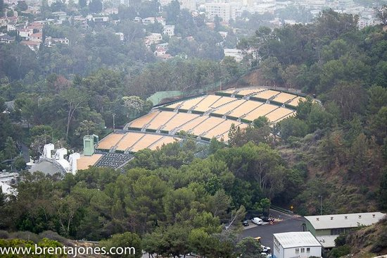 Hollywood Bowl Overlook : Hollywood Bowl