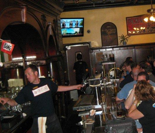 Great Lakes Brewing Company: Main pub area