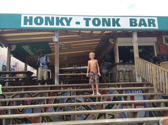 Honky Tonk Bar: Honky Tonk