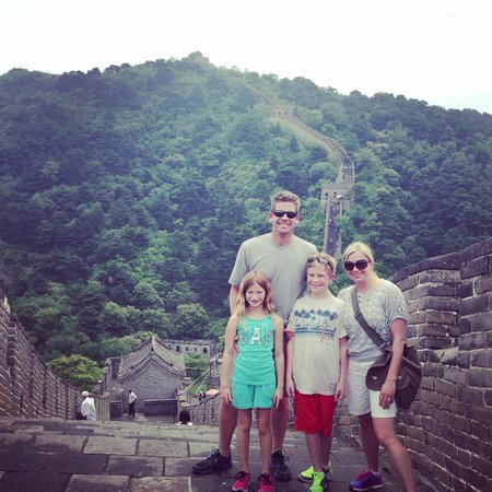 Catherine Lu Tours: the Great Wall