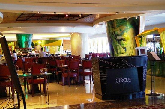 Le Meridien Kota Kinabalu: The Circle Cafe