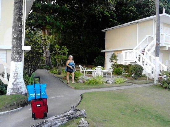 Caribe Playa Beach Hotel : Me