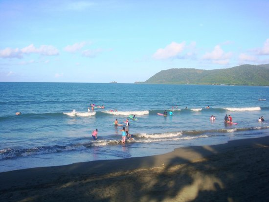 Sabang Beach: The sabang baler beach