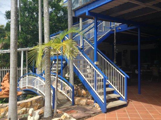 Darwin's Barra Base: Entrance