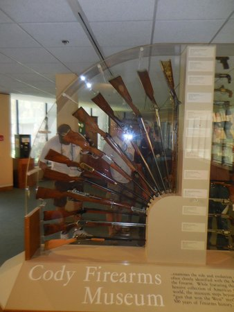 Buffalo Bill Historical Center : Guns