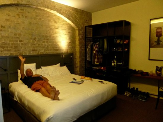 Ovolo 1888 Darling Harbour: super king beds
