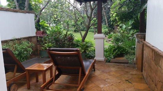 JW Marriott Phuket Resort & Spa: Patio Area