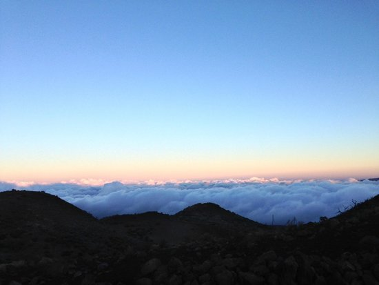 Mauna Kea Summit : Words cannot describe