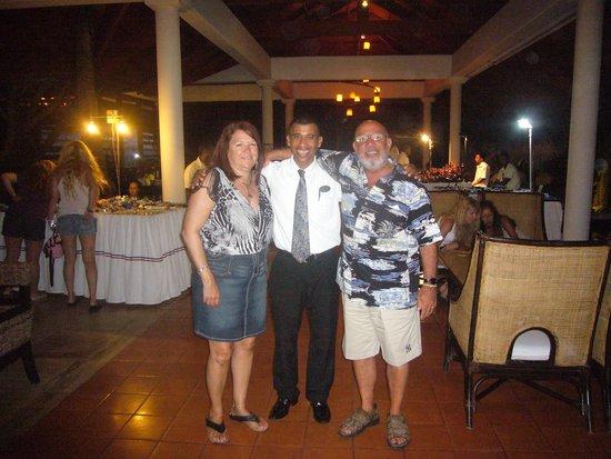 Paradisus Punta Cana Resort: Good Friends
