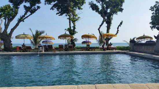 The Oberoi Bali : Pool Area