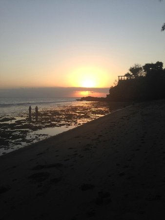 The Chandi Boutique Resort: Sunset