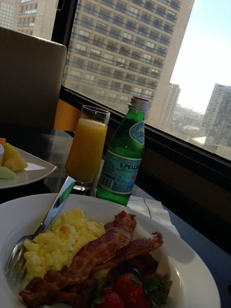 San Francisco Marriott Union Square: Breakfast