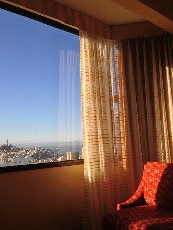 San Francisco Marriott Union Square: View