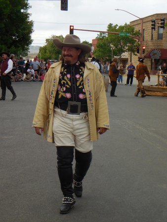 Cody Gunfighters: Gunfight character