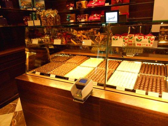 Confiserie Sprungli: Doces deliciosos