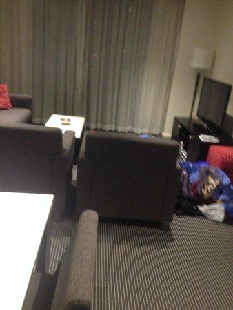 Meriton Suites George Street: Lounge