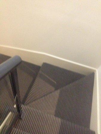 Meriton Serviced Apartments George Street, Parramatta : Stairs