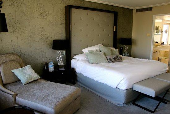 Sofitel Brisbane Central : Junior suite bedroom