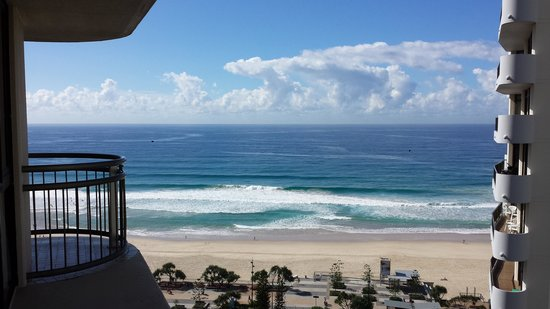 Beachcomber Resort Surfers Paradise: 1 Bedroom Ocean View