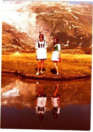Rhone glacier: The cousins from Graz
