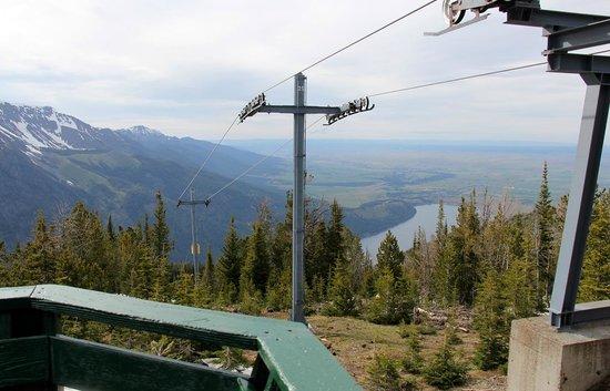 Eagle Cap Chalets: Gondola View
