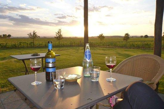 Cortona Resort - Le Terre dei Cavalieri: Pôr-do-sol