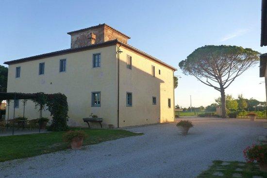 Cortona Resort - Le Terre dei Cavalieri: O hotel