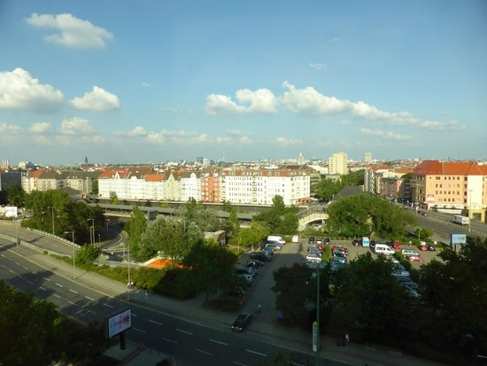 Ibis Berlin Messe : View from room