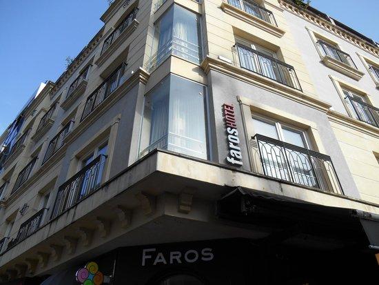 Faros Old City : Außenansicht