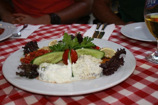 Faros Old City : Dinner