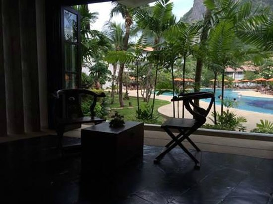 Aonang Villa Resort: Near the reception area