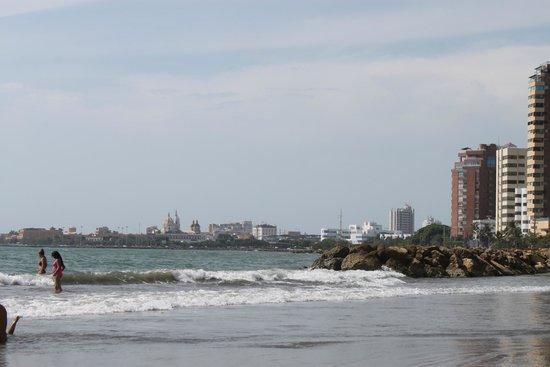 Decameron Cartagena: Playa...