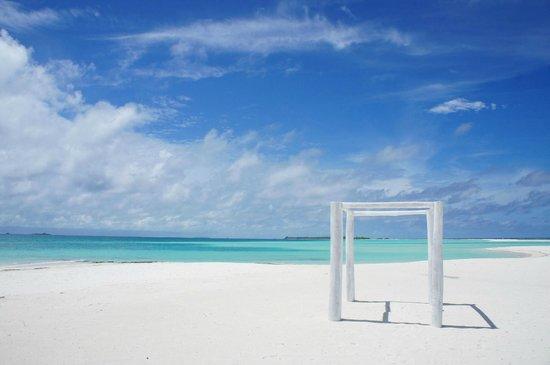 LUX* South Ari Atoll: Lux maldives' beach