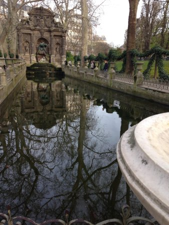 Luxembourg Gardens Photo