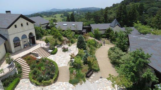 Rokko Garden Terrace: 園内景観
