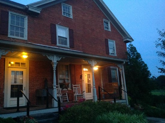 Eby Farm Bed & Breakfast : Eby Farmhouse