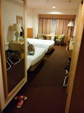 Loisir Hotel Toyohashi: cozy room